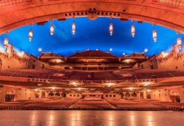 Le Fox Theatre, grandeur et décadence d'une salle de spectacle mauresque