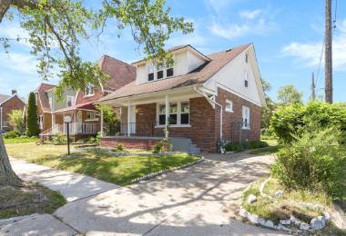 Acheter une maison à Detroit