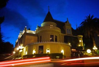 Le Magic Castle à Hollywood