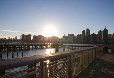 Une journée à Long Island City