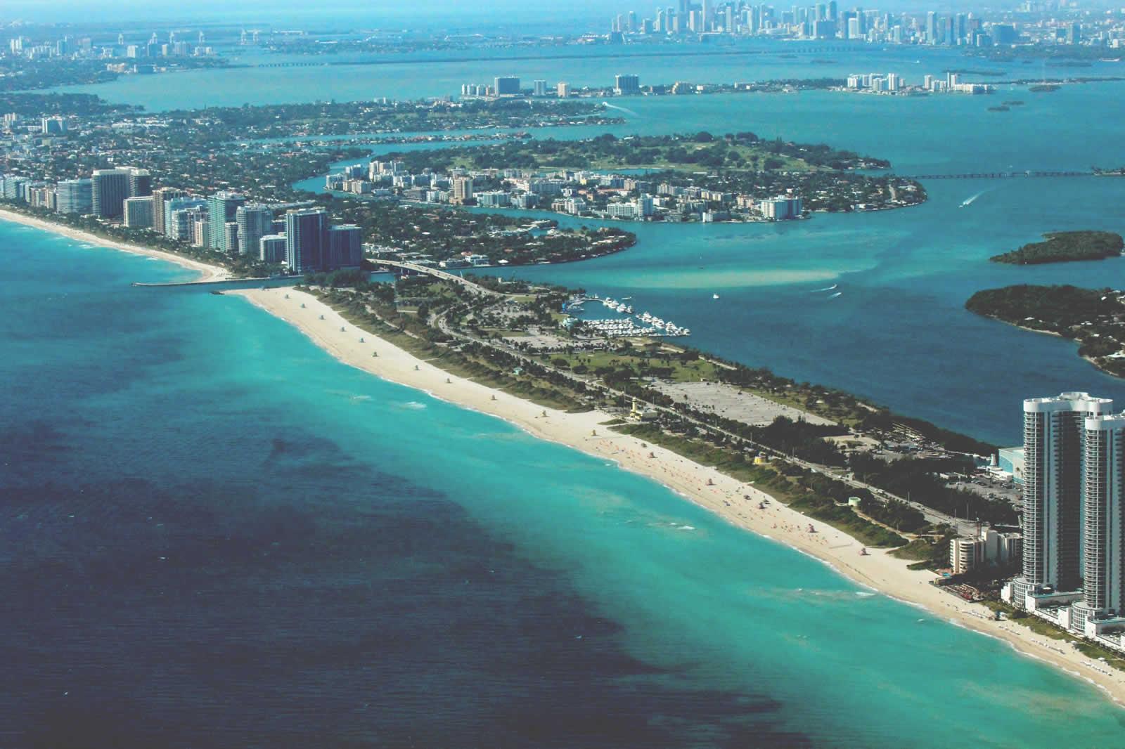 Que faire, que visiter et que voir à Miami et à Miami Beach ?