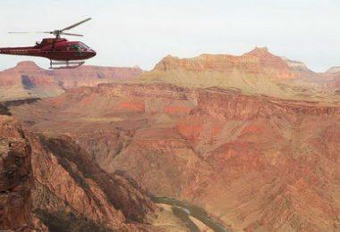 10 sites américains à survoler en hélicoptère