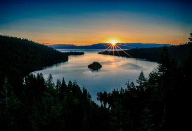 Une escapade au Lake Tahoe