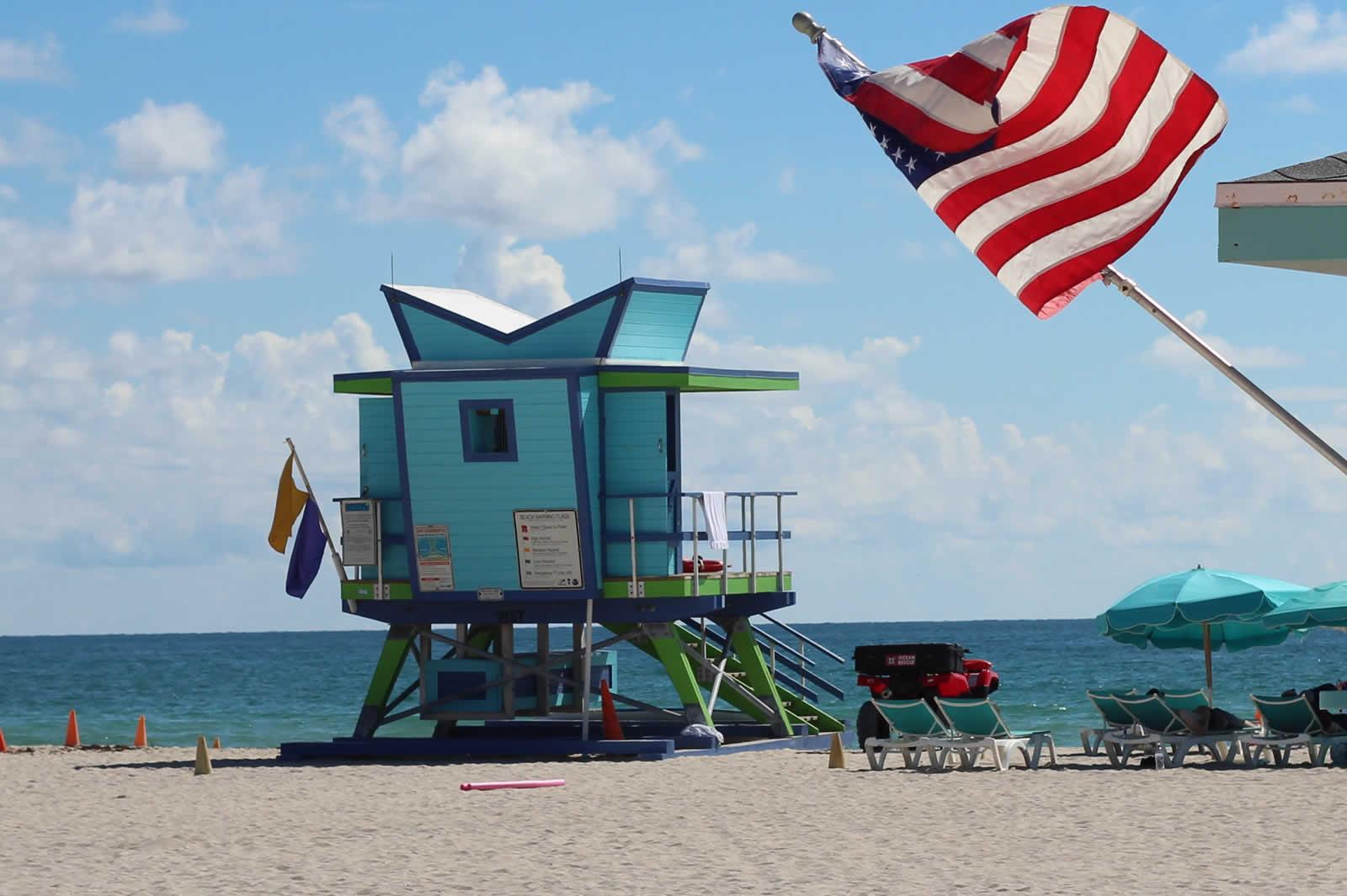Les dangers de la mer en Floride