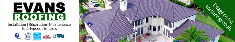 Evans Roofing – Thierry DEVOVE