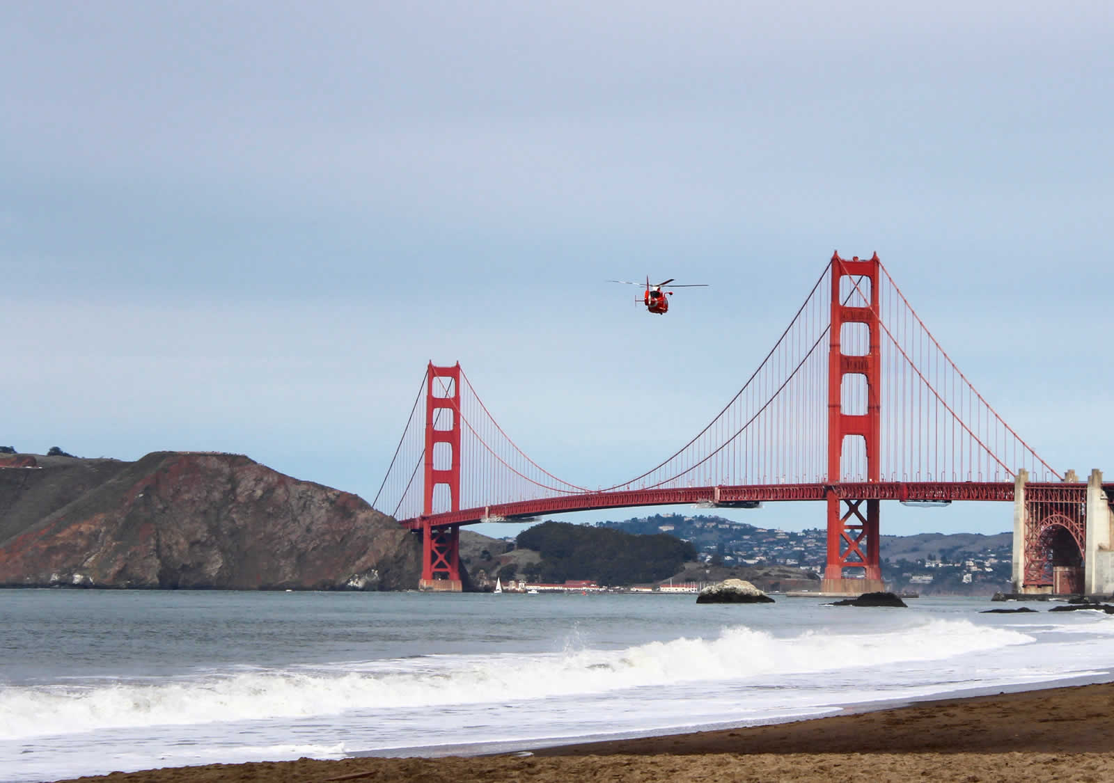 Les plus belles plages de San Francisco