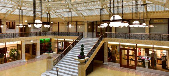 Visitez le Rookery à Chicago, immeuble de standing à donwtown