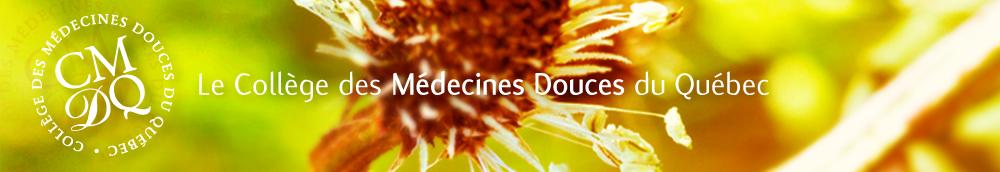 CMDQ – Collège des Médecines Douces du Québec