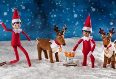 «The Elf on the Shelf», une jolie tradition de Noël