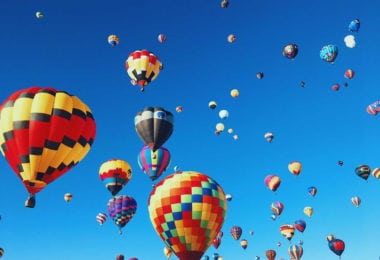 vol-ballon-montgolfiere-atlanta-usa-une