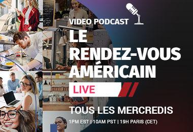 Réécoutez Le Rendez-Vous Américain du French District du 31 mars 2021