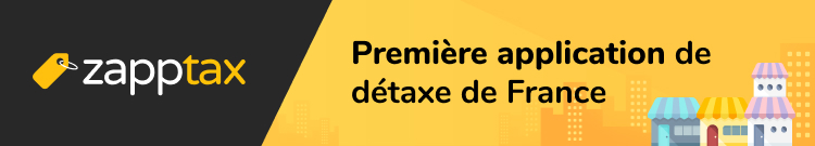 Zapptax - Application officielle de détaxe
