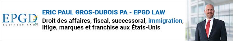 Eric Paul Gros-Dubois PA – EPGD Law