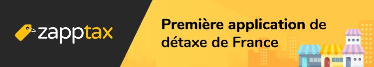 Zapptax : La détaxe sur votre mobile