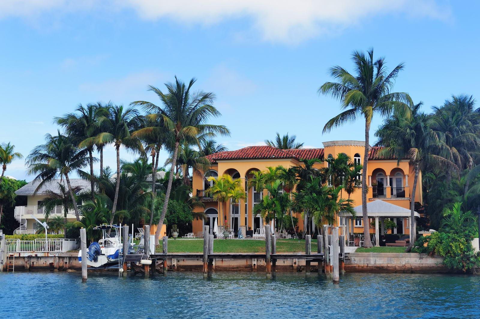 Louer une maison à Miami ou Miami Beach