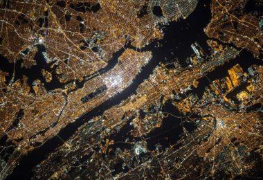 Les quartiers de New York City