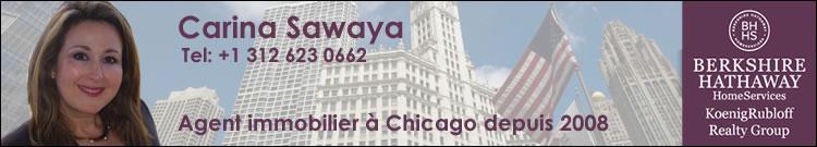 Carina Sawaya | Berkshire Hathaway HomeServices Chicago