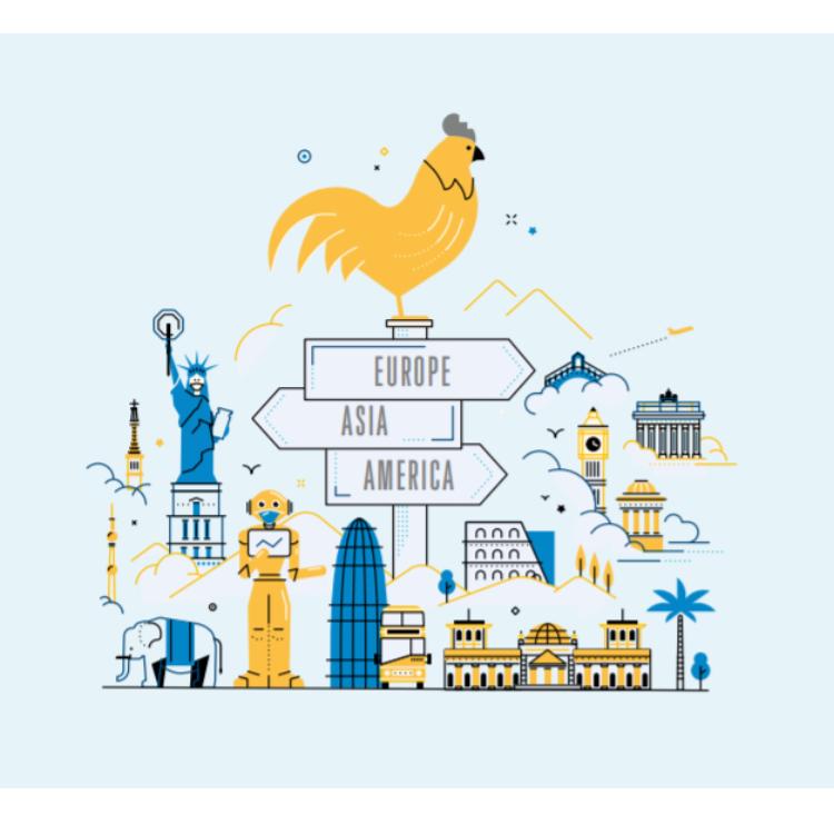Quelles sont les entreprises françaises les plus implantées à l'étranger ?