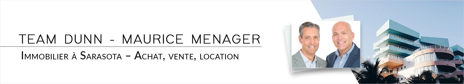 Team Dunn – Maurice Menager