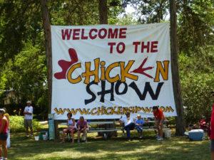 wayen chicken show